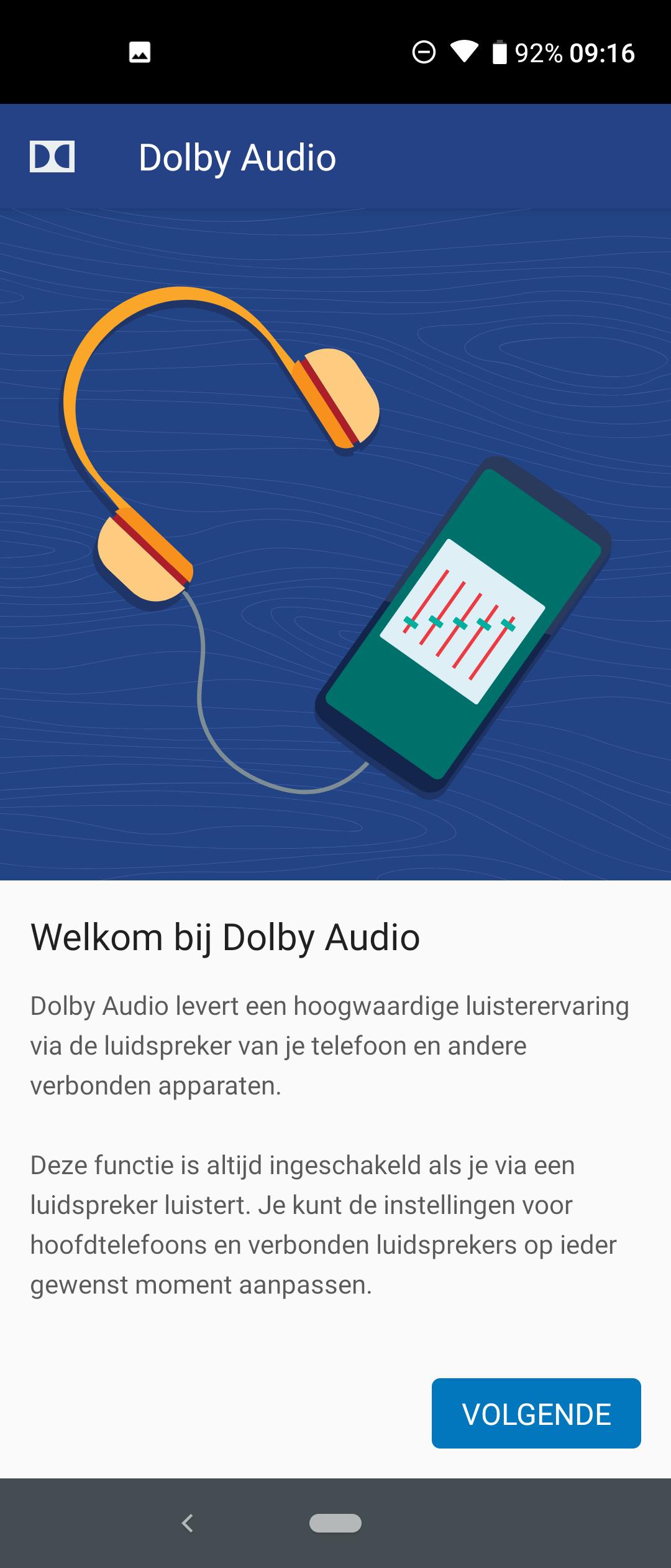 Motorola One Action screenshot