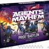Agents of Mayhem bordspel