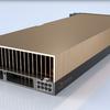 Ontwerp van de NVIDIA RTX A40-videokaart