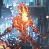 Screenshot uit de Fire Strike Extreme-benchmark van 3DMark.