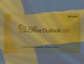 Outlook 2007 Zweeds