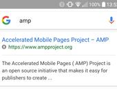 AMP instellen