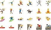 Voeg symbolen en emoticons in onder macOS