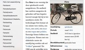 Het woordenboek van macOS bevat ook een handige Wikipedia-module