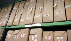 Bewaar documenten op een veilige schijf of partitie