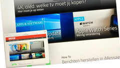 Screenshots zijn in iOS 11 nu ook direct te bewerken