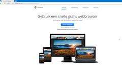 Chrome is een prima browser, maar loop wel even de privacy-instellingen na
