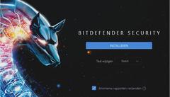 Bitdefender, antivirus, beveiliging
