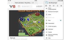 Mobiele browser Puffin maakt Flash op de iPad mogelijk