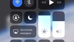 Via het bedieninspaneel in iOS 12 zet je Bluetooth slechts tijdelijk uit