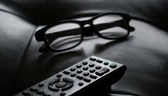 afstandsbediening tv bril