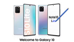 Galaxy S10 & Note 10