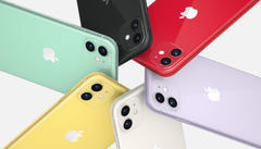 De iPhone 11 is er in verschillende kleuren