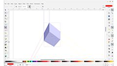 Inkscape onder Linux op een Chromebook