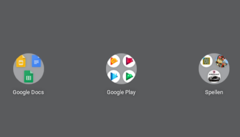 Apps groeperen op je Chromebook