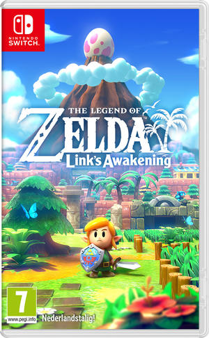 zelda, links awakening