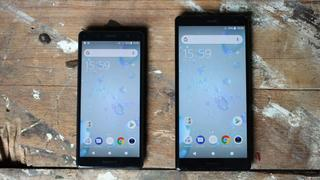 Sony Xperia XZ2 Compact, smartphone, android