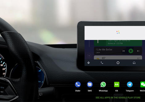 Android Auto versus iOS Carplay