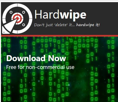 Hardwipe
