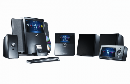 Wireless Home Audio Systeem | Media-adapters | PCMweb.nl