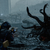 Screenshot van Death Stranding op pc, met NVIDIA's DLSS 2.0-technologie geactiveerd.