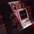 3D-render van een RDNA2-chip op een denkbeeldige AMD-videokaart.