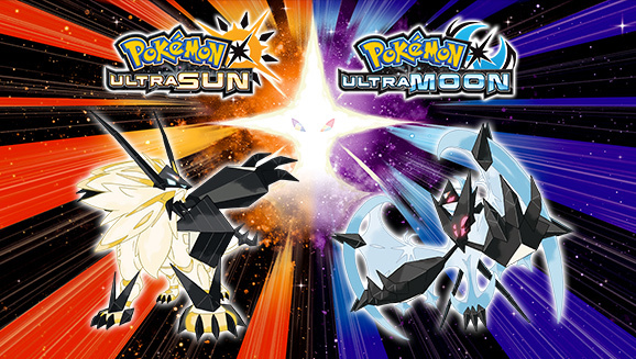 Pokemon Ultra sun en moon