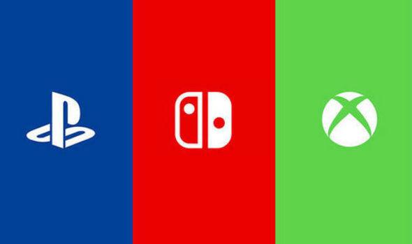PlayStation, Nintendo, Xbox