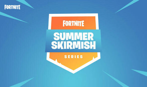 Fortnite summer skirmish