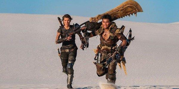 Monster Hunter movie