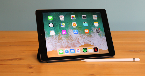 apple ipad 2018 review nog steeds de beste tablet. Black Bedroom Furniture Sets. Home Design Ideas