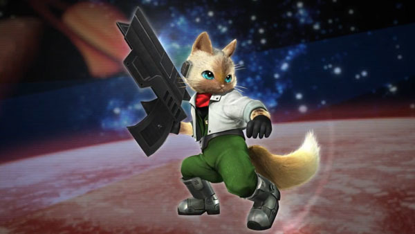 Star Fox Monster Hunter