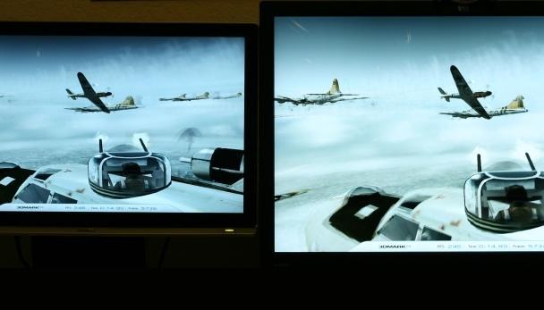Afbeelding van verschillende type monitoren