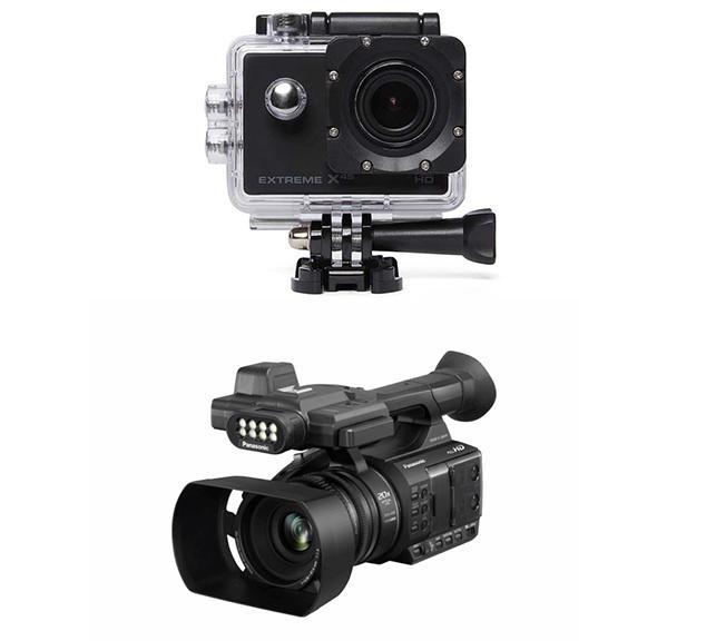 Videocamera kopen