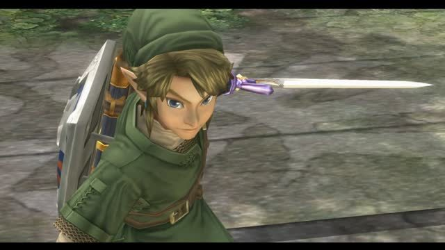 Zelda Twilight Princess HD
