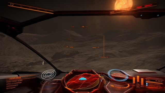 Elite Dangerous Horizons