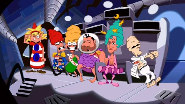 Day of the Tentacle Remastered