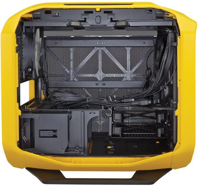 Corsair Graphite 380T Yellow