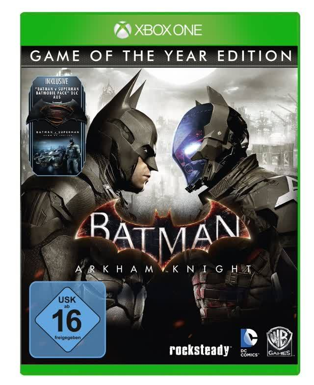 Batman Arkham Knight GOTY Xbox One