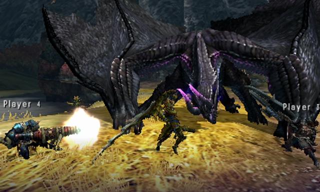 Monster Hunter 4 Generations