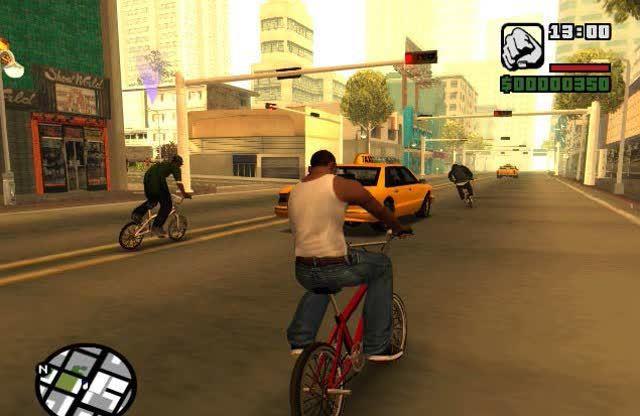 Grand Theft Auto San Andreas