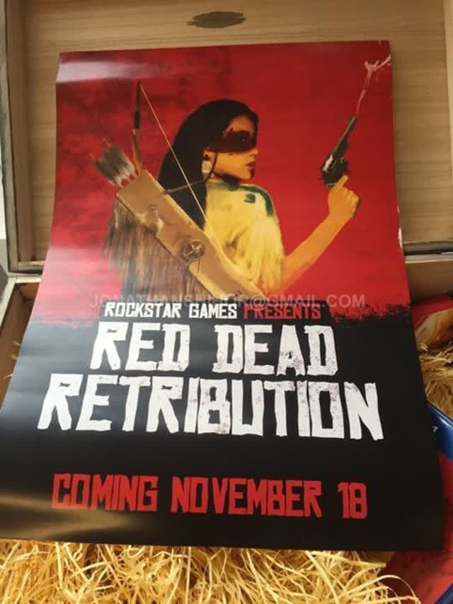 Red Dead Retribution