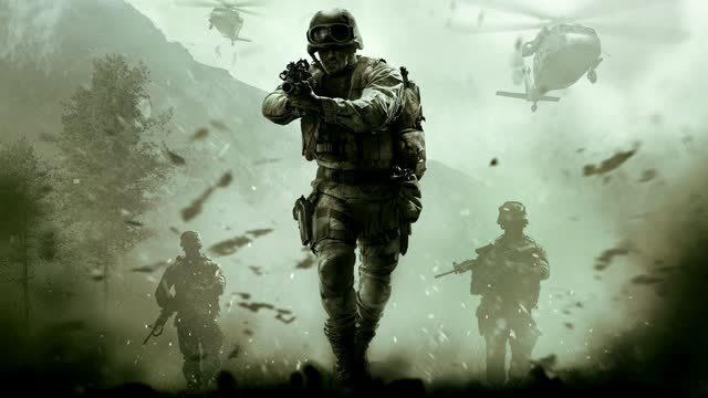 Call of Duty Modern Warfare Remastered