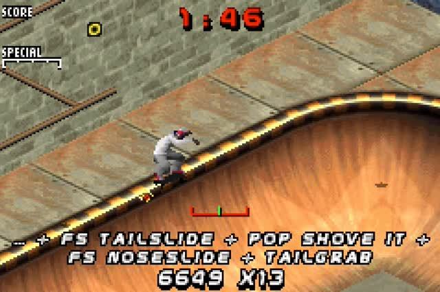Tony Hawks Pro Skater 2