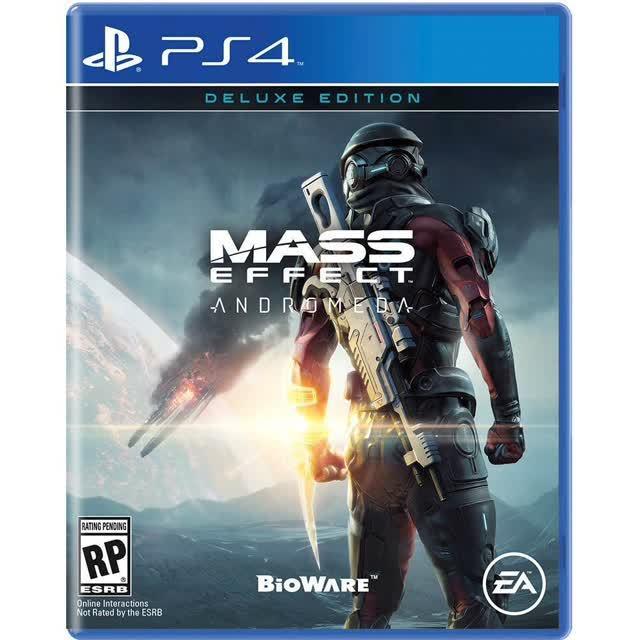 Mass Effect Andromeda boxart
