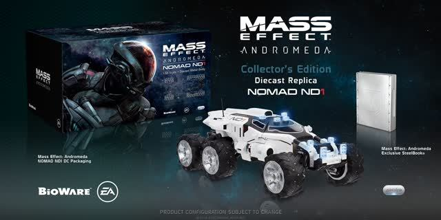 Mass Effect Andromeda CE