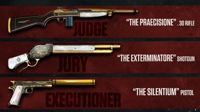 Mafia 3 weapon