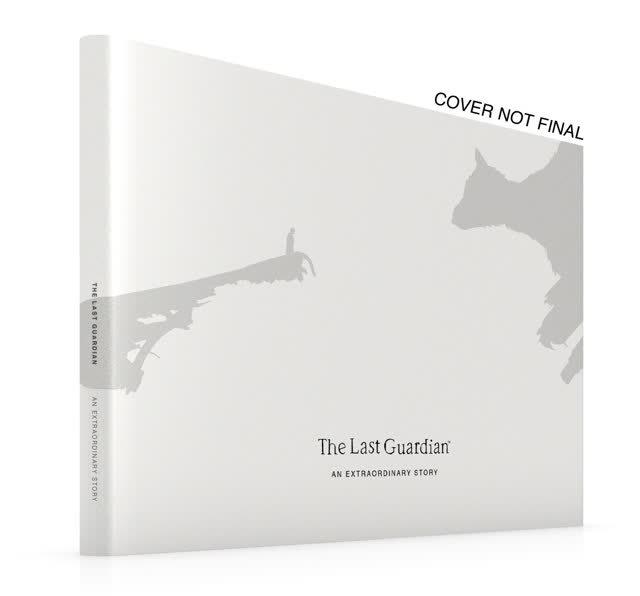 Last Guardian Artbook