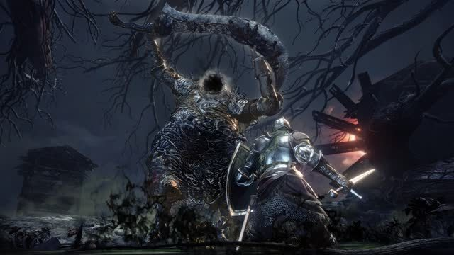 Dark Souls 3 Ringed City