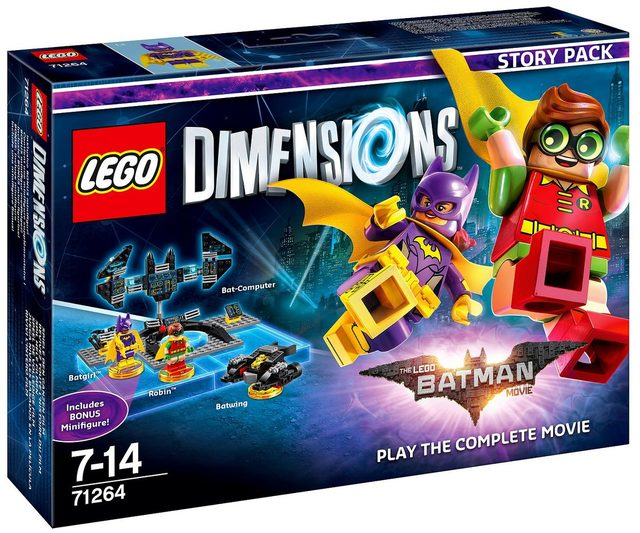 Lego Dimensions Batman